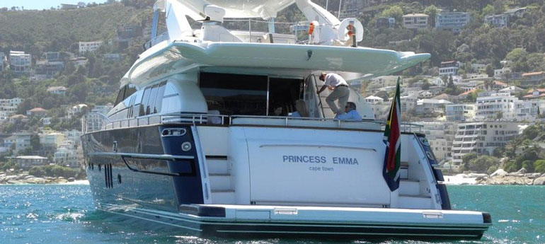 Princess Emma 85 Flybridge